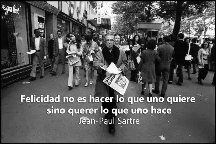 40 Reflexiones De Jean Paul Sartre Que Sacarán Lo Mejor De Ti