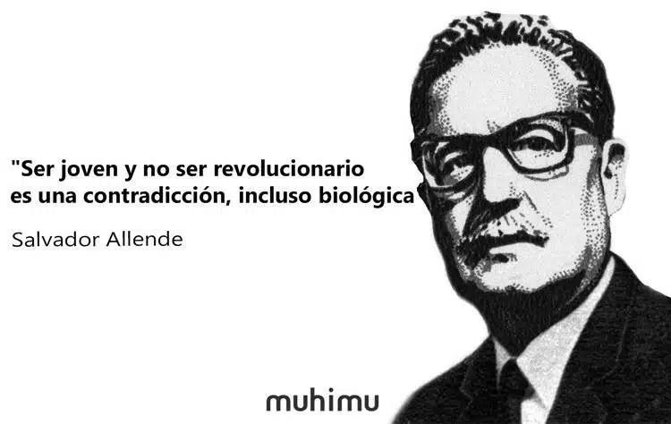 10 Frases De Salvador Allende Que Te Harán Ver El Lado Más