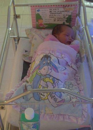 Doa Ucapan Selamat Untuk Bayi Yang Baru Lahir Muhsinbudiono
