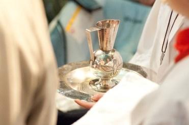 Details der Taufe