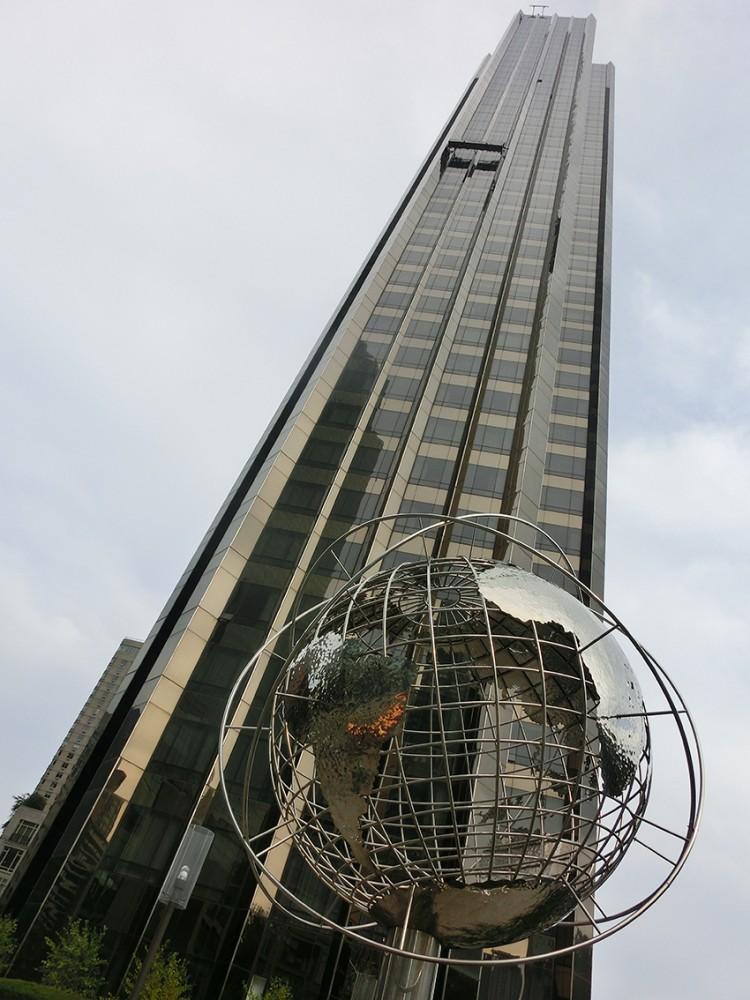 New York, The big apple
