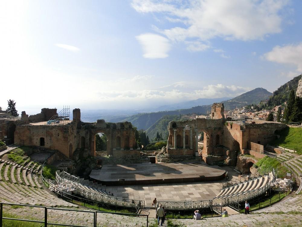 Messina, De charme van Italië