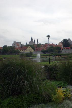 Groen in Visby