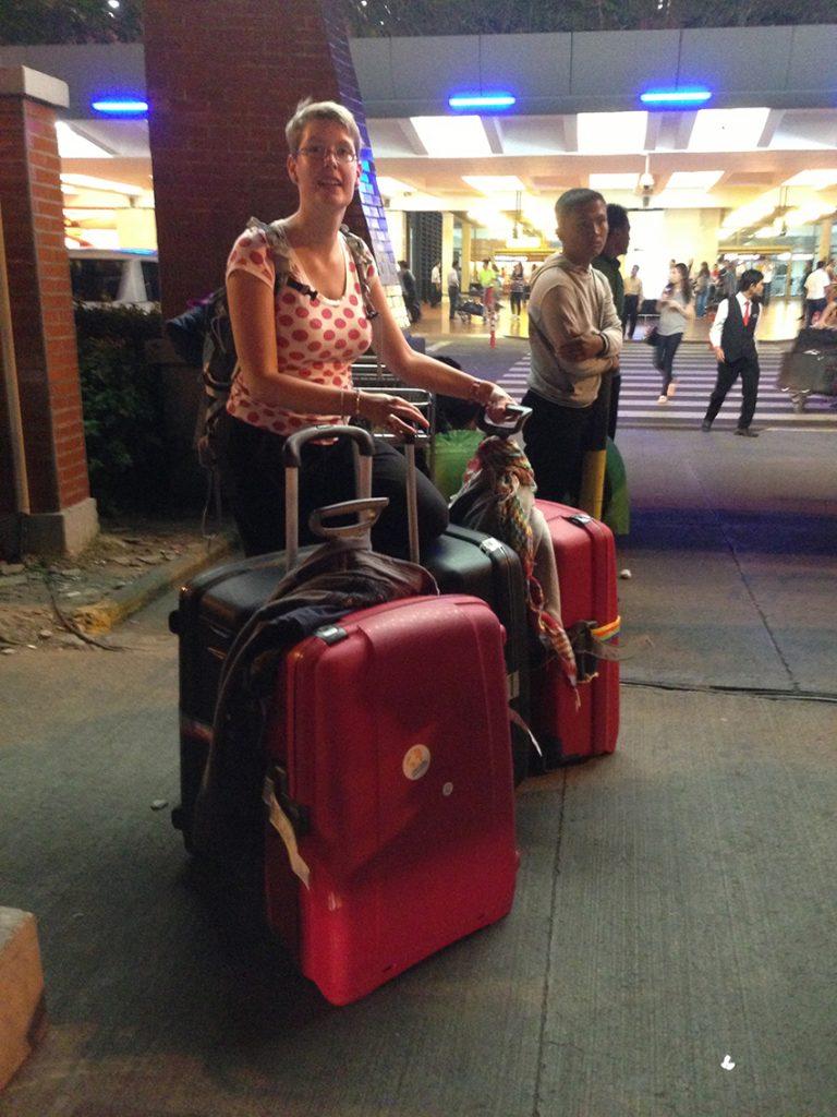 De reis naar Indonesië