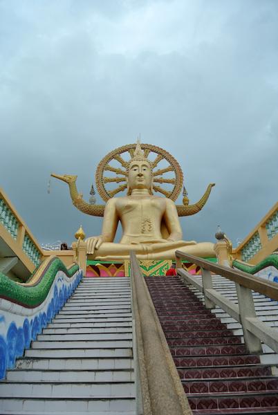 Tempels van Koh Samui, Thailand