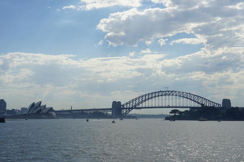 Manly, Australië.