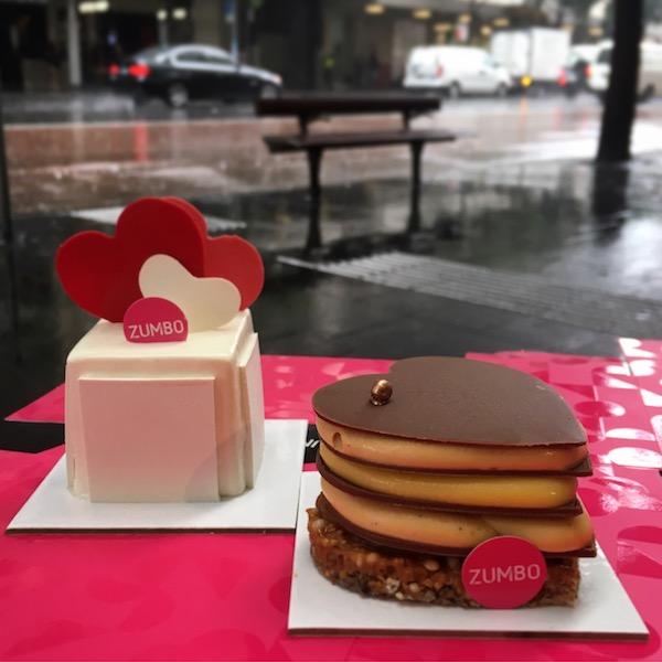 Valentijnsdag in Sydney, Australië