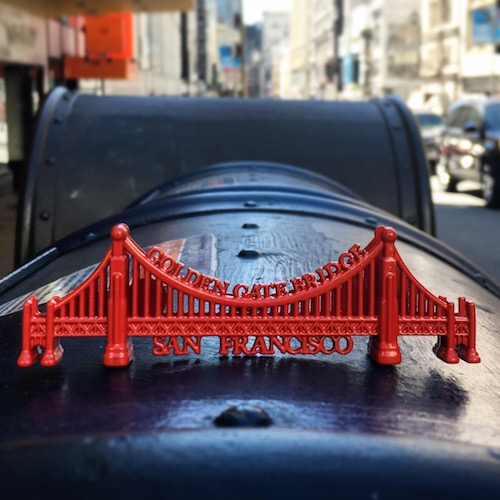 San Francisco | Effe helemaal niets!