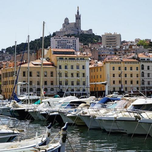Marseille   Aangename verrassing!