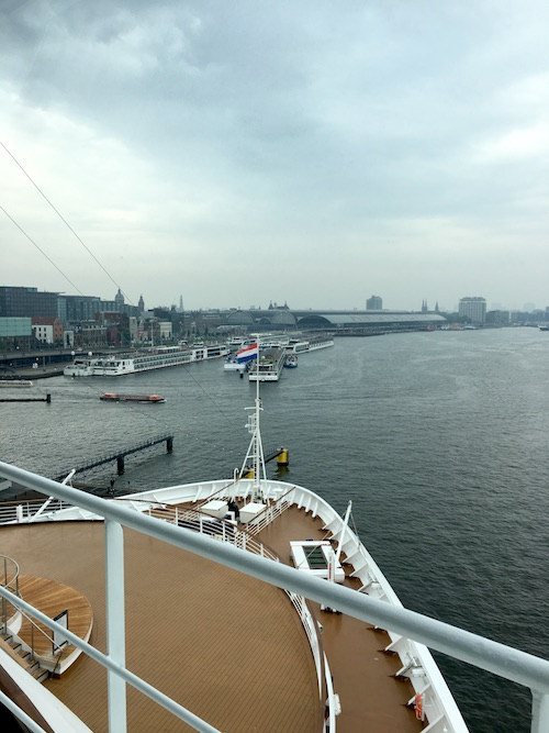 Amsterdam | Weer even thuis