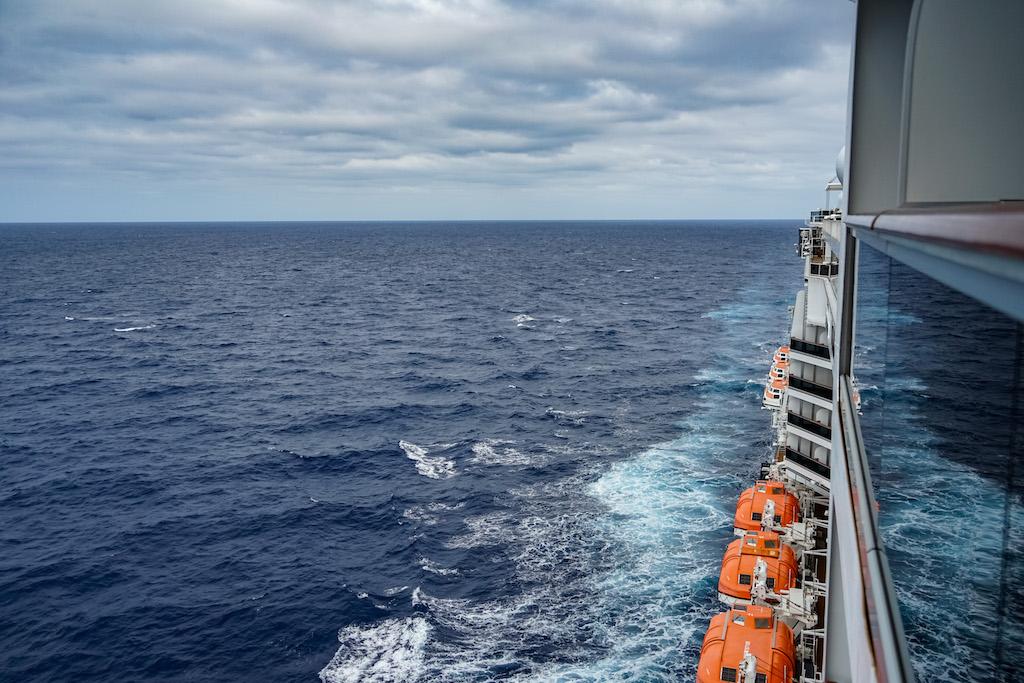 Cruise Pauze | Dag 27, dagbesteding.