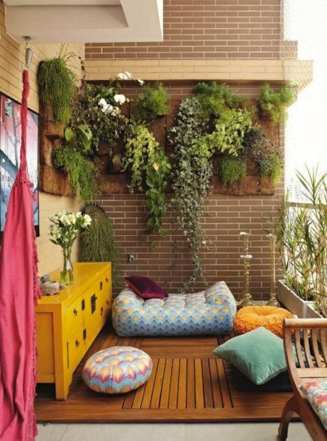 Ideas para decorar un balcón pequeño - Mujer de 10
