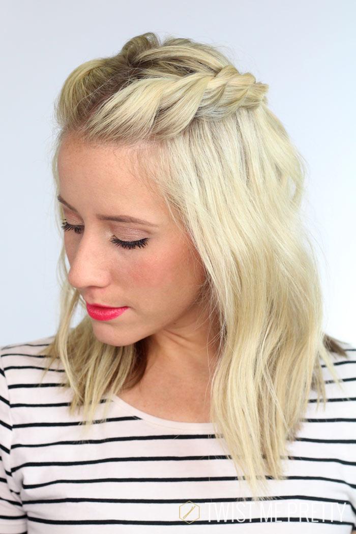 peinados para cabello corto imagen with peinados para pelo corto