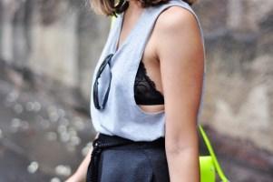 bra-under-a-drop-arm-tank+street-style+fashion+trends