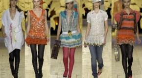 Flores a la moda