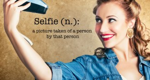 La nueva moda de las fotografías o selfie