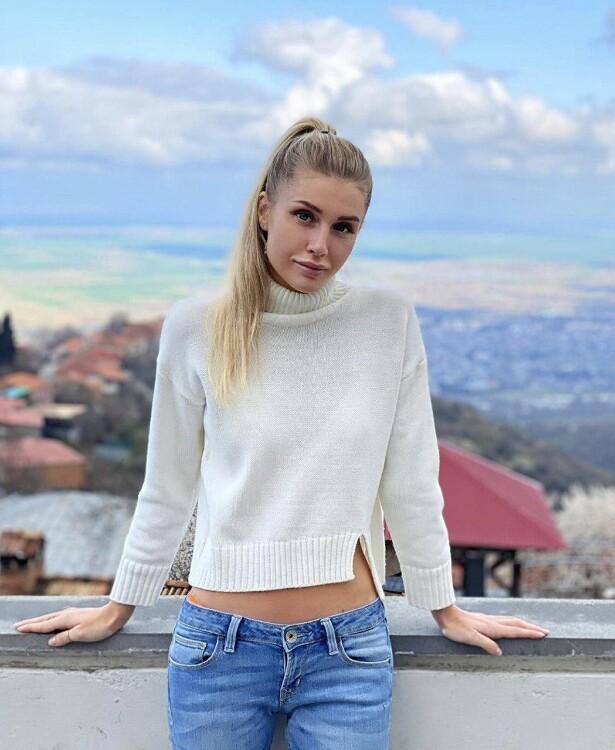 Aliona la bella rusa