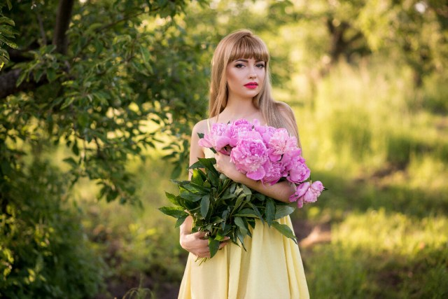 Tatiana mujeres bonitas de ucrania para matrimonio