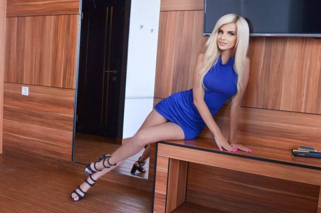 Daria mujeres bonitas de ucrania para matrimonio