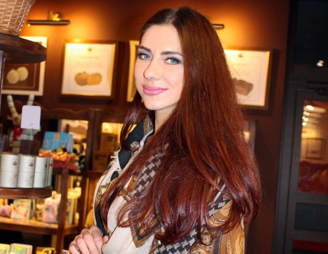Tatiana mujeres rusas y ucranianas para matrimonio