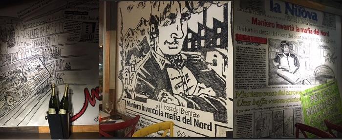 Maniero murales