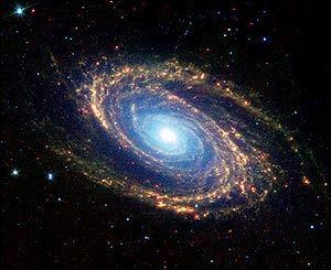 Messier 81 galaxi