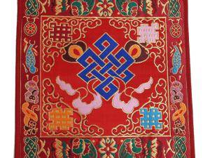 Paño de brocado cuenco/altar