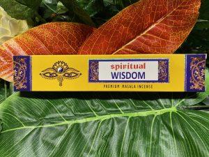 Incienso Espiritual Wisdom