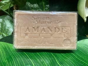 Jabón natural de Almendras y Miel