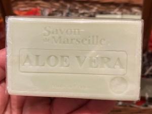 Jabón Natural de Aloe vera