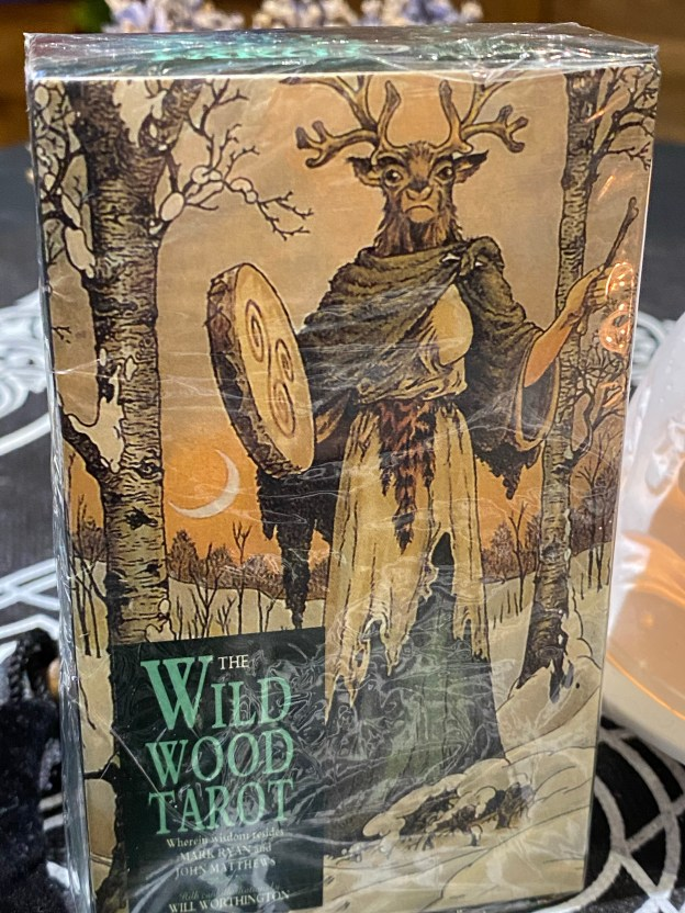 Tarot The Wild Wood