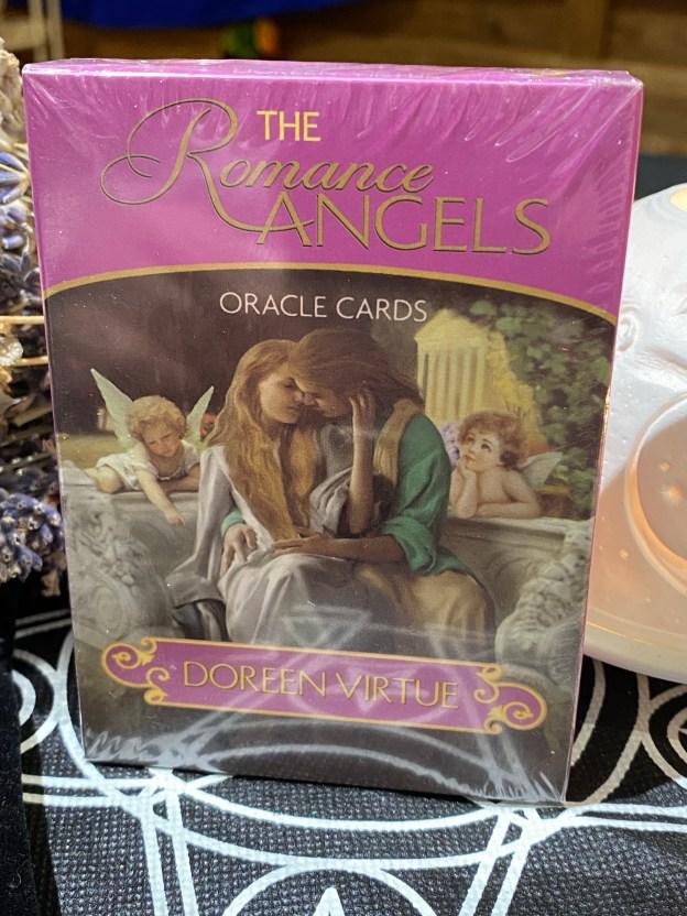 Tarot The Romance Angels