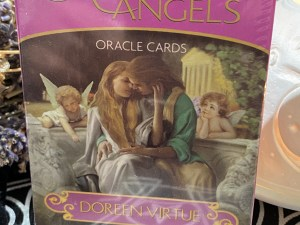 Tarot The Romance Angels