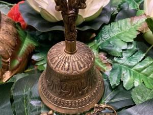 Campana Grande Tibetana + Dorje