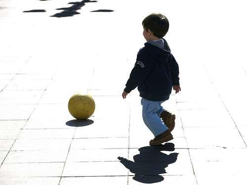 Trucos para evitar que los niños se pierdan