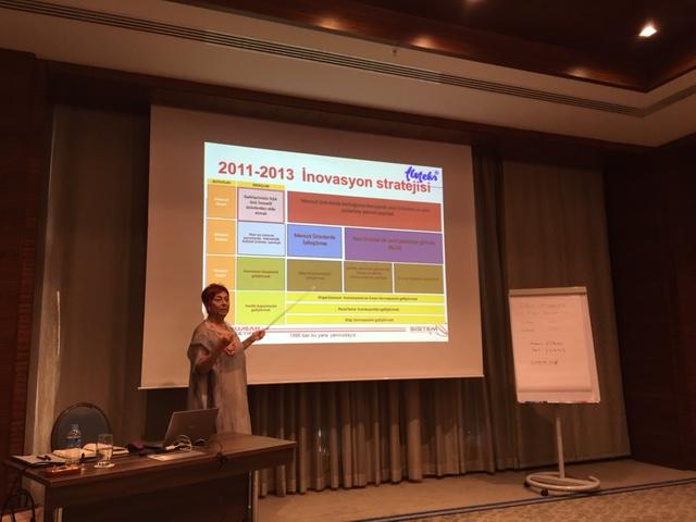 İnovasyon Strateji Çalıştayımız