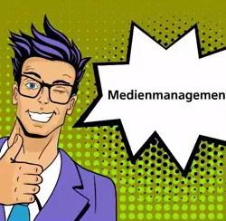 Medien- und Kommunikationsmanagement online studieren