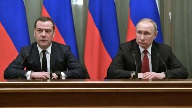 Photo of Governo russo apresentou demissão e Putin aceitou