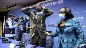 Photo of Covid-19: Angola declara transmissão comunitária no país e aumenta para 576 casos