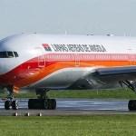 Aeronave Taag - Foto JA