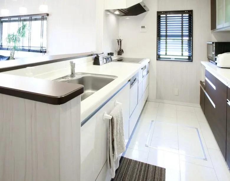 キッチン独立ってどう?ライフスタイルは変化する。柔軟な対応ができる間取りが大切