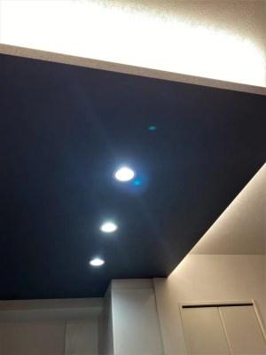 スピーカー付きダウンライトは癖になる。キッチンで使うメリットとデメリット