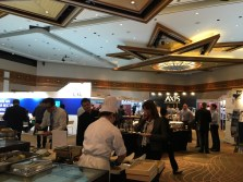 Lunch and networking at APATS 2016