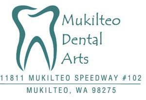 mukilteo dental arts logo