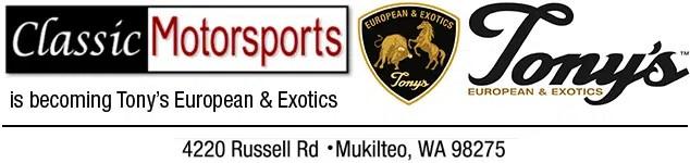 German, British and Italian Auto Repair in Mukilteo - Tony's European & Exotics