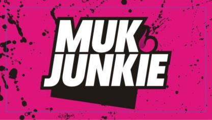 Muk Junkie Upper Fork Stickers