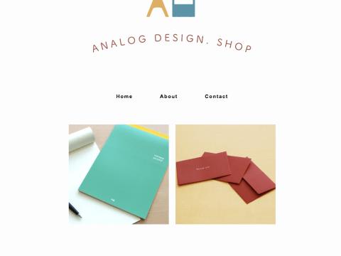 デザイン雑貨の通販はじめてみました。