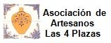 logo asociación artesanos 4 plazas
