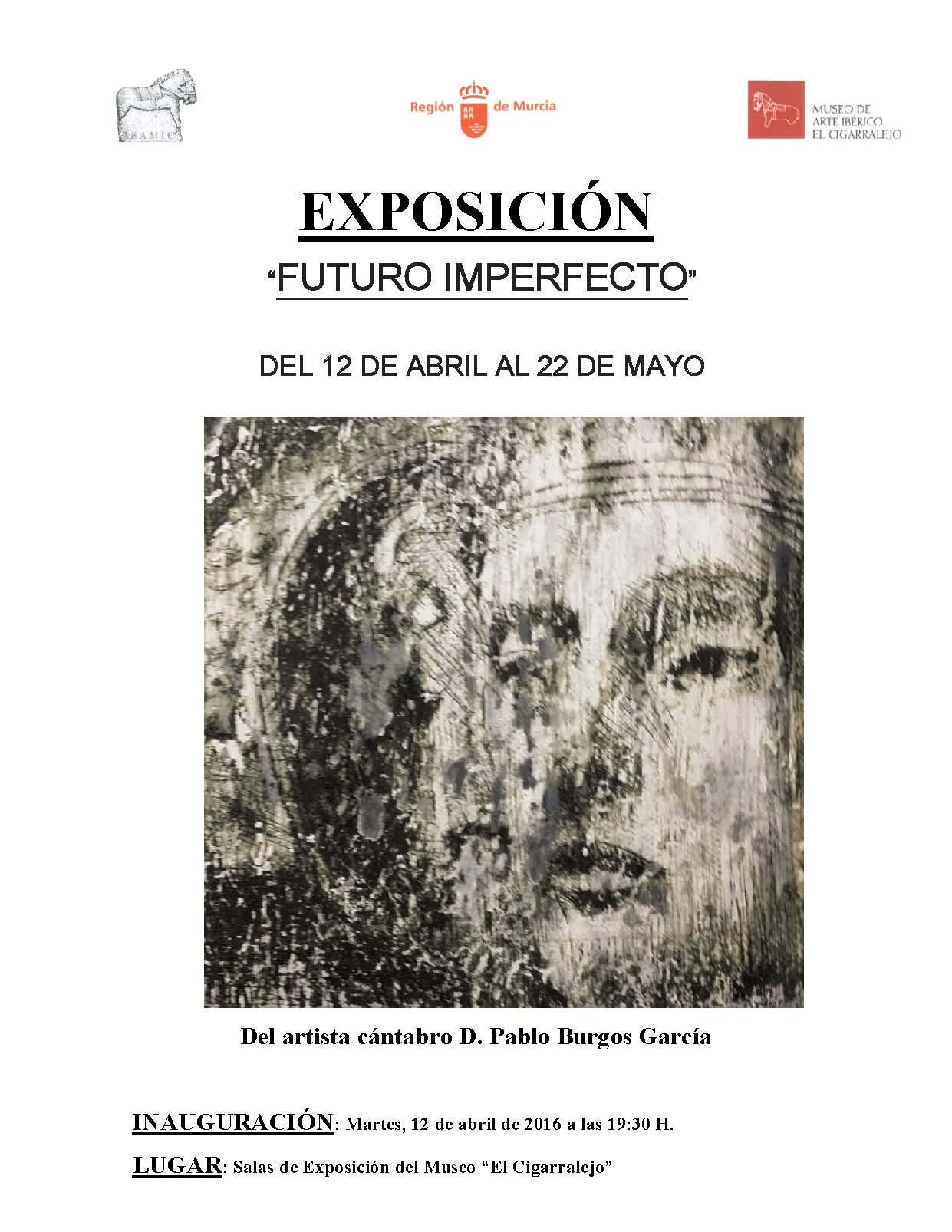 exposición pablo burgos museo cigarralejo