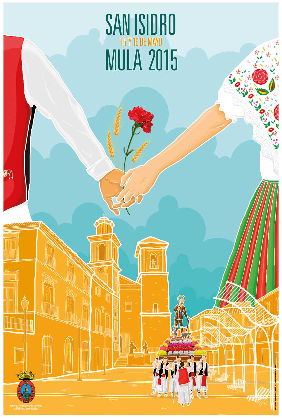 cartel de san isidro 2015